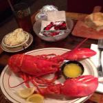 Boil Lobster plate