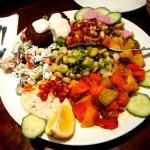 Mixed Mezze Plate