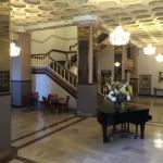Lobby of Ben Lomond Suites