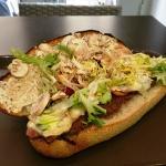 Sandwich composé