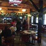 Freight yard restaurant & pub.