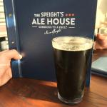 A delicious Speights Porter