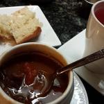 lamb and black bean soup
