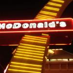 McDonald's on the strip!!!