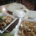 thai and hindu food