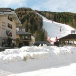Right on the slopes