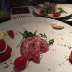 Ooooops!!!! (That was our starter platter) ��