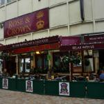 The Rose & Crown, Blackpool