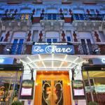 Entrée coté Gare du restaurant - Brasserie Le Parc