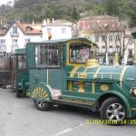 Tren turistico de Sintra