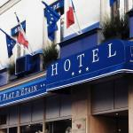 Hotel du Plat d'Etain Foto