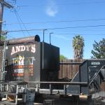 Andy's Bar-B-Que Smoker, Santa Clara, Ca