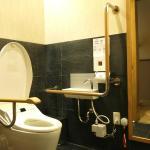 バリアフリー対応トイレ有(フロント)