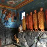 Fort Shri Sudarmalaya Buddhist Temple Foto
