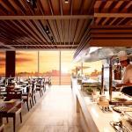 La Seine restaurant ( Buffet )