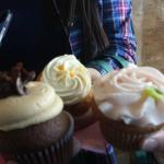 Cheers! (with cupcakes)