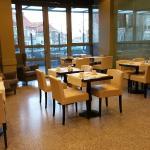 Breakfast Room at Best Western Hotel Pax