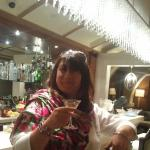 I fell in love with Pinky at the Tranquebar, ITC Grand Chola