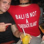 Promoting safe sex in bali