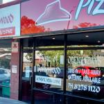 Taste of Bollywood, next to Pizza Hut