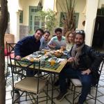 Desayuno con Mohamed