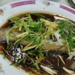 Steam fish. Look and taste good