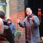Richard Jones in action