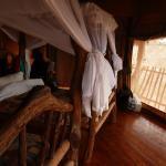 Tastefully furnished rooms.