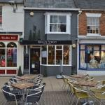 henley street tea rooms outside seating