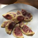 Local sausage ravioli, tasted stunning...