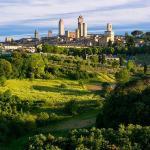 San. Gimignano country