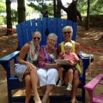 4 Generations at Bookworm Gardens