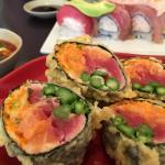 I love Sushi templa ! It's really good !