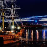 Великий Новгород ночью