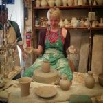Pottery lessons!
