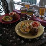Lovely breakfast!