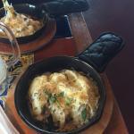 Skillet mashed potatoes