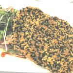 Tuna tartare was perfectly prepared.