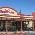 Red Robin Gourmet Burgers, El Paseo De Saratoga, San Jose, Ca