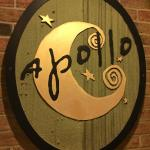 Apollo Sign