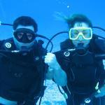 Foto de Cozumel Scuba Diving with Alison