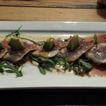 Albacore Crudo = Excellent