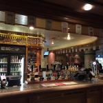 Concourse level bar