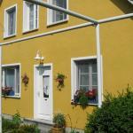 """Eingang zur Ferienwohnung """"Gartenblick"""""""