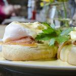 Breakfast served until 4pm at the weekend