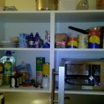 Kitchenette/Dinning