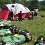 Learn to camp at Bronte creek.  Great way to teach the family how to camp.  Let the adventure be