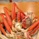 身のぎっしり詰まった蟹