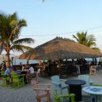 Tiki Bar outside