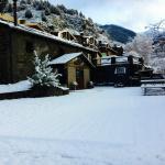 Mountain Hostel Tarter, begining of winter season